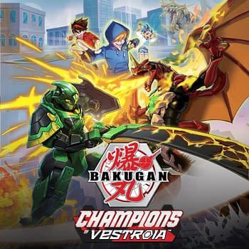 WB Games &#038 WayForward Announce Bakugan: Champions Of Vestroia