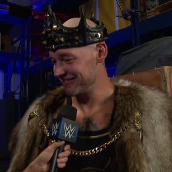 Baron Corbin is WWE's hottest heel and the Ratings King of Friday Nights