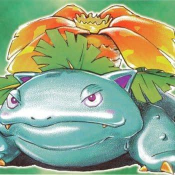 Rare 1st Edition Holographic Venusaur Pokémon Card On Auction