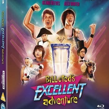 Bill And Ted's Excellent Adventure Gets A 4K Blu-ray Release August 10