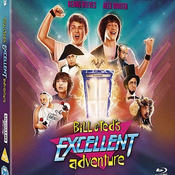 Bill And Teds Excellent Adventure Gets A 4K Blu-ray Release August 10