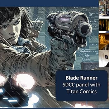 Blade Runner 2019 Lays Out Future Plans for the Comic at SDCC Panel