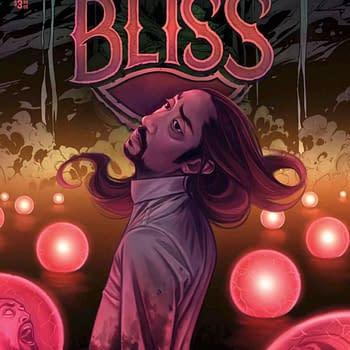 Bliss #1 Review: A Comic Starring Lin-Manuel Miranda