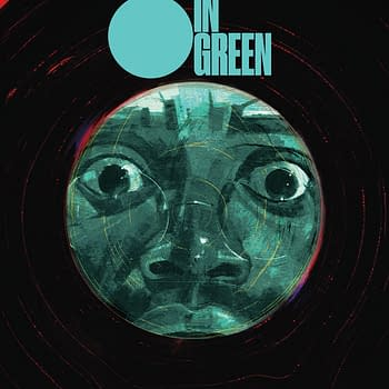 Scumbag Walking Dead Blue In Green in Image Comics October 2020 Solicits