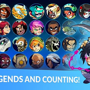 Brawlhalla Will Be Free-To-Play On Mobile Starting August 6th
