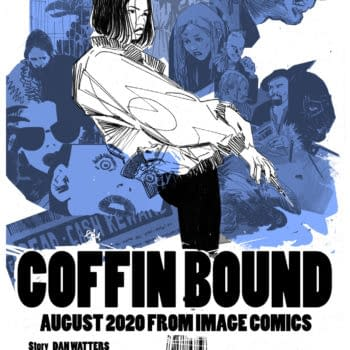 Coffin Bound Returns With #5, Shops Get Free Riso Prints If They Ask