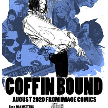 Coffin Bound Returns With #5 Shops Get Free Riso Prints If They Ask