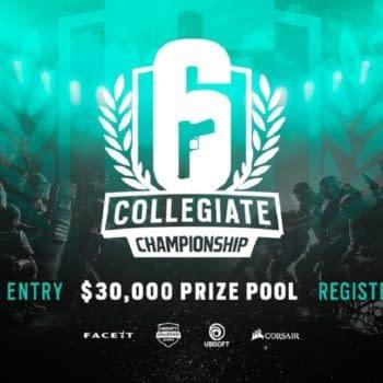 CORSAIR To Sponsor First-Ever Ubisoft Collegiate Esports League