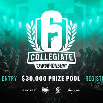 CORSAIR To Sponsor First-Ever Ubisoft Collegiate Esports League