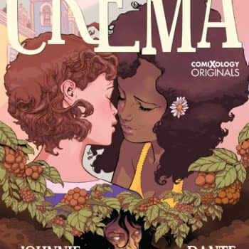 Crema Comes to ComiXology from Johnnie Christmas and Dante Luiz