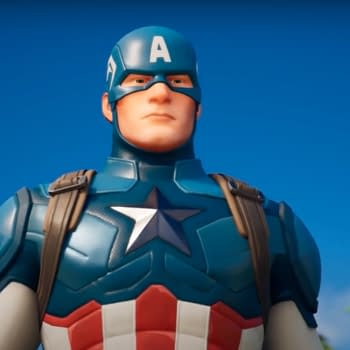 Fortnite Just Got Patriotic With A New Captain America Skin