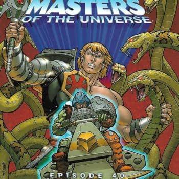 "Obscure Comics: He-Man & The MOTU Episode 40, ""Captured"""