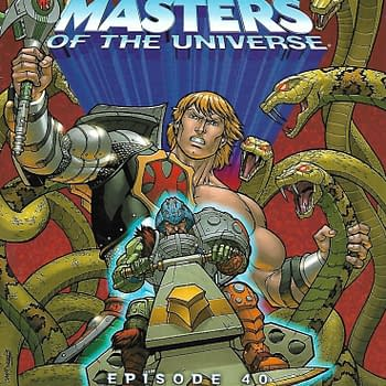 Obscure Comics: He-Man &#038 The MOTU Episode 40 Captured