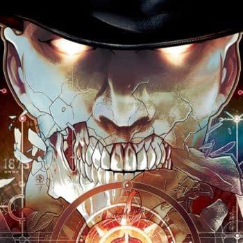 Conspiracy: Men in Black Review: Reminiscent of Classic Horror Comics