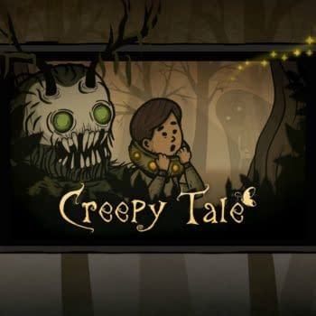 Creepy Tale Will Be Released On Nintendo Switch This Month