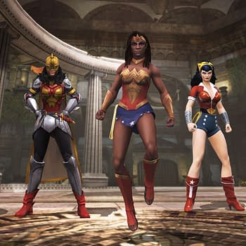 DC Universe Online Releases New Episode Focused On Wonder Woman
