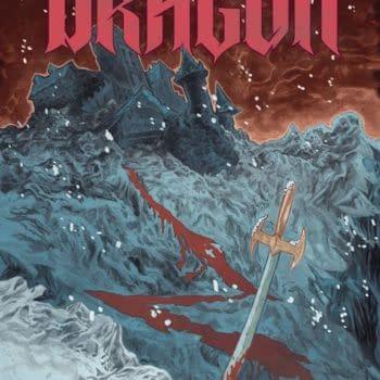 Saladin Ahmed and Dave Acosta Set Kickstarter Ablaze with Dragon