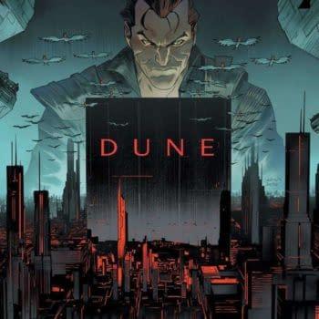 Official Dune Prequel Comes to BOOM! Studios With House Atreides