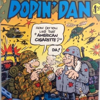 Comics and Complication:  Let's Teach Kids About How Fun Drugs Are?