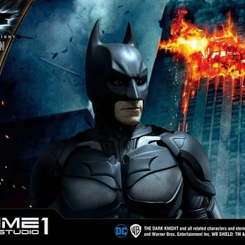 Batman Gets A 1/2 Scale The Dark Knight Statue With Prime 1 Studio