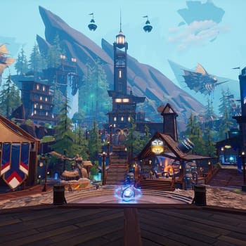 Phoenix Labs Releases The Clear Skies Update Into Dauntless