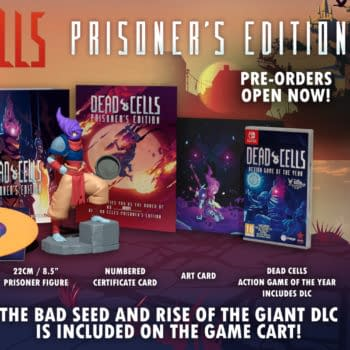 Dead Cells Is Getting A Prisoner's Update & Physical Versions