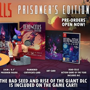 Dead Cells Is Getting More Content For Prisoners Edition