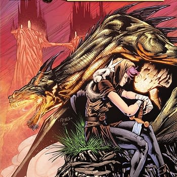 Dragonrage &#8211 How I Found An Artist To Draw It and a David Finch Cover