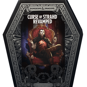 Dungeons &#038 Dragons To Release Curse Of Strahd Revamped