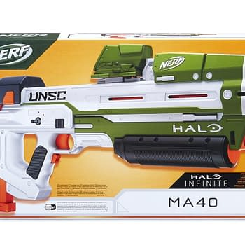 Halo Infinite Join NERF as the MA40 Blaster Gets a Remake