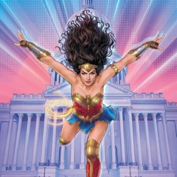 Louise Simonson Writes Wonder Woman 1984 Prequel For Walmart