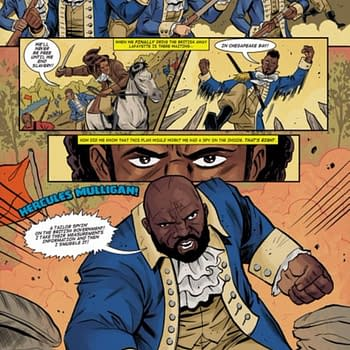 The Hamilton Graphic Novel That Never Was Sadly