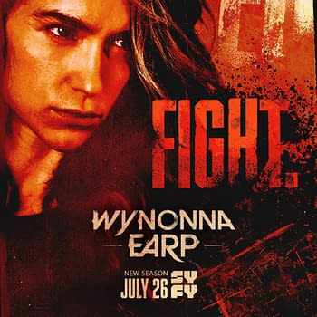 Wynonna Earp Team Reveals #WeArtWynonna Winner Artwork