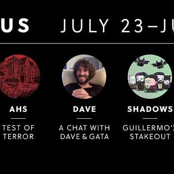 AHS Shadows DAVE Cake &#038 Cosplay: FX Unlocked Hits Comic-Con@Home