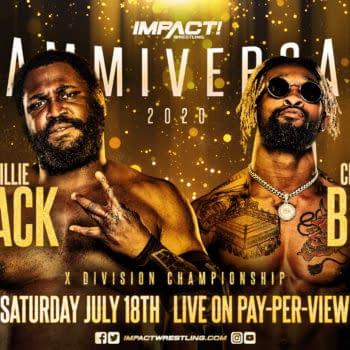 Slammiversary: Chris Bey vs. Willie Mack, Heath and Rhino Reunite (Image: Impact Wrestling)