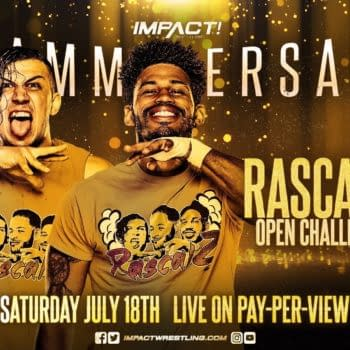 Motor City Machinne Guns Return at Impact Wrestling's Slammiversary (Image: Impact Wrestling)