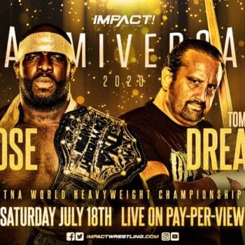 Moose Looks to End Tommy Dreamer's Career at Impact Slammiversary (Image: Impact Wrestling)