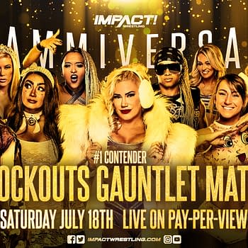 Knockouts Gauntlet Match Then&#8230Heath Slater: Impact Slammiversary