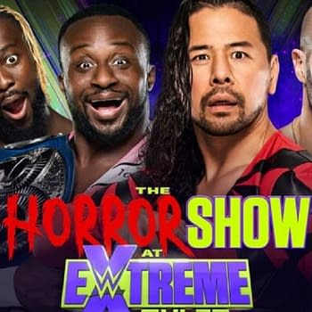 WWE The Horror Show at Extreme Rules: A Title Change Kicks Things Off