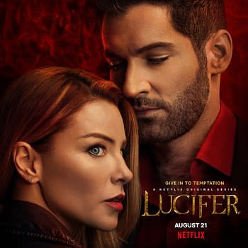 Lucifer Season 5 Key Art Urges Us to Give Into Our Temptations
