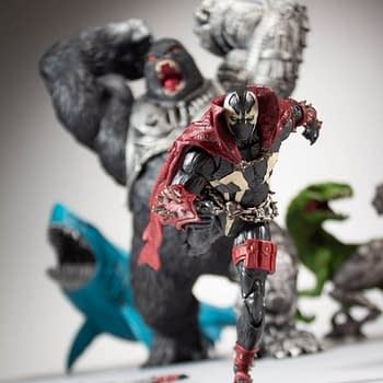 McFarlane Toys Debuts New Toy Line Raw 10 That Unleashes the Beast