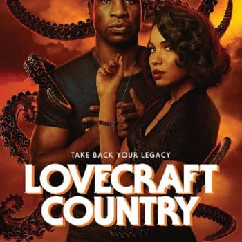 Lovecraft Country poster (Image: HBO)