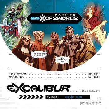 Marvel Comics Confirms The Return Of The Externals