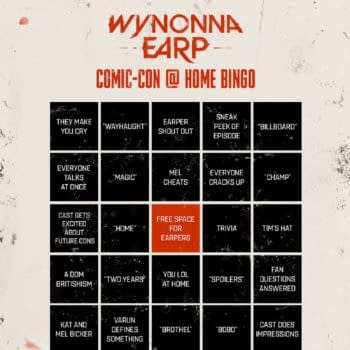 "A look at Wynonna Earp ""BINGO"" (Image: SYFY)"