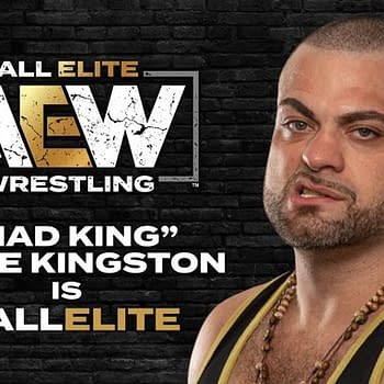 AEW Signs Eddie Kingston Following Well-Received Dynamite Debut