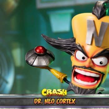 Crash Bandicoot Dr. Cortex Arrives at First 4 Figures