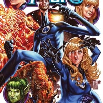 Place Your Bets For Permanent Status Quo Change in Fantastic Four #25