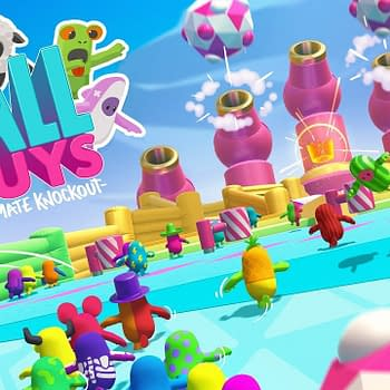 Devolver Digital Announces Fall Guys: Ultimate Knockout For August