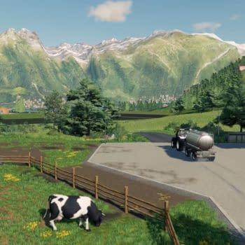 Farming Simulator 19 Announces Alpine Farming Expansion