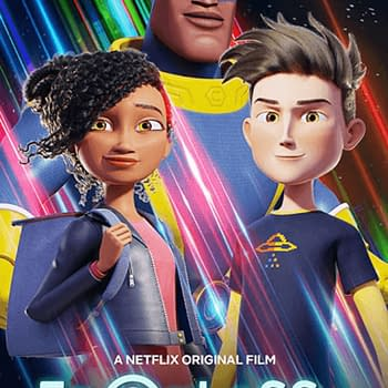 Watch The Trailer For Netflix Animated FIlm Fearless Out August 14th